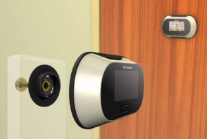 Digital Peephole Camera