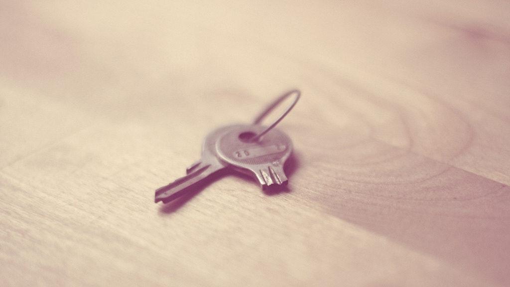 Broken Key