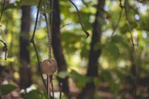 spare house key